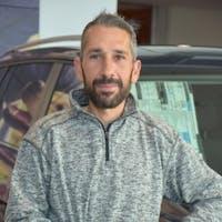 Shyaan Bushehri at Larry H. Miller Volkswagen Lakewood