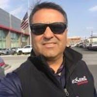 Rafael Salgado at Larry H. Miller Downtown Toyota Spokane