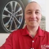 Andrew  Heinemann at Larry H. Miller Downtown Toyota Spokane