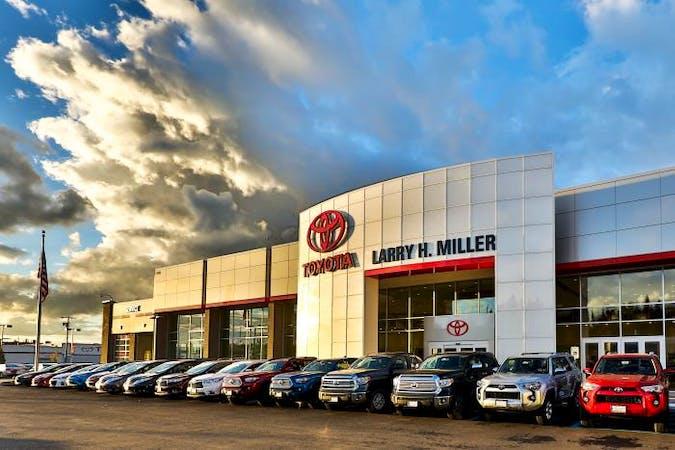 Larry H. Miller Downtown Toyota Spokane, Spokane, WA, 99201