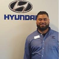 Rufino Mendez at Curry Hyundai