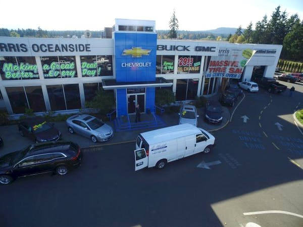 Harris Oceanside Chevrolet Buick GMC, Parksville, BC, V9P 2G7