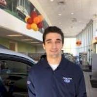 James Sands at Center Subaru