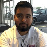 Andrew Gutierrez at Spirit Automotive Chrysler Dodge Jeep