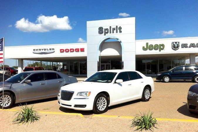 Spirit Automotive Chrysler Dodge Jeep, Lubbock, TX, 79412