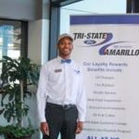 Michael Bishop at Tri-State Ford