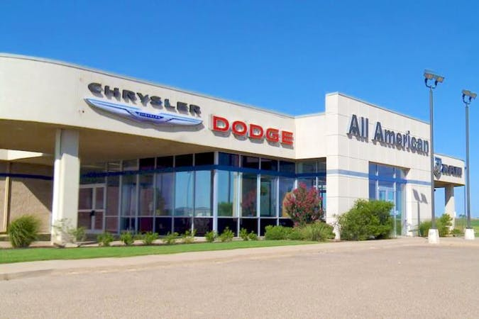 All American Chrysler Dodge Jeep, Slaton, TX, 79364