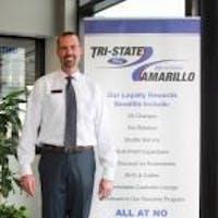 John  Justice at Amarillo Hyundai