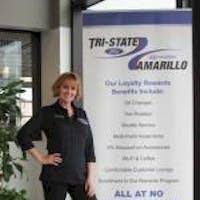 Rhonda Rose at Amarillo Hyundai
