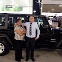 Christian  Alfaro  at Gulfgate Dodge Chrysler Jeep Ram