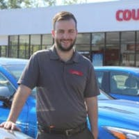 Colby Kephart at Kia Country of Charleston
