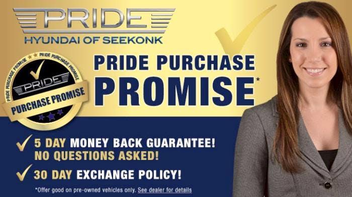 Pride Hyundai of Seekonk, Seekonk, MA, 02771
