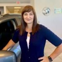 Krista Brown at Wind Gap Chevrolet Buick