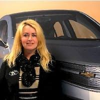 Susan Maxwell at Wind Gap Chevrolet Buick