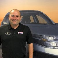 Cleber Geleski at Wind Gap Chevrolet Buick