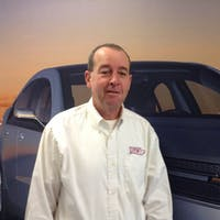 Terry Walizer at Wind Gap Chevrolet Buick