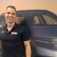 Dennis Aguila at Wind Gap Chevrolet Buick