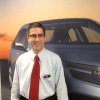 "Jim ""JR"" Dietrich at Wind Gap Chevrolet Buick"