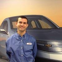 Tom Ehrlich at Wind Gap Chevrolet Buick