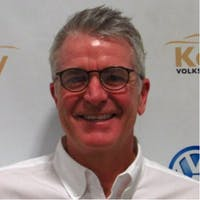 Edward Pineault at Kelly Volkswagen