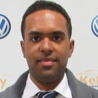 Jamier Gonzalez at Kelly Volkswagen