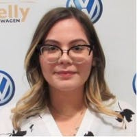 Ashley Rodriguez at Kelly Volkswagen