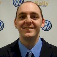 Brian Mitchell at Kelly Volkswagen