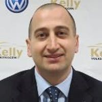 Anthony Belmonte at Kelly Volkswagen