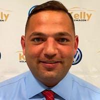 Anthony Lazzaro at Kelly Volkswagen