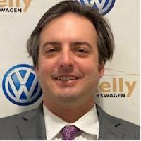 Brenden Kelly at Kelly Volkswagen