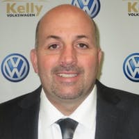 Nick Irving at Kelly Volkswagen