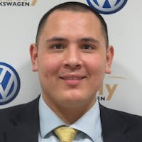 Josh Cone at Kelly Volkswagen