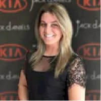 Jennifer Petreski at Jack Daniels Kia