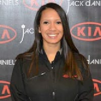Karina Camarena at Jack Daniels Kia