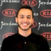 John Vargas at Jack Daniels Kia