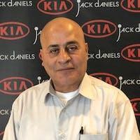 Nabil  Abdeljabbar at Jack Daniels Kia
