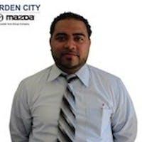 William Perez at Garden City Mazda