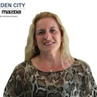 Liza DiMelfi at Garden City Mazda