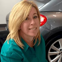 Kate  Gauthier at Bayside Volkswagen