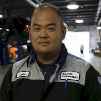 John  Han at Bayside Volkswagen - Service Center