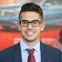 Luis Tinoco at Bayside Volkswagen