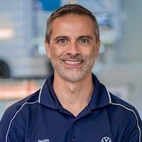 Michael  Puccio at Bayside Volkswagen - Service Center