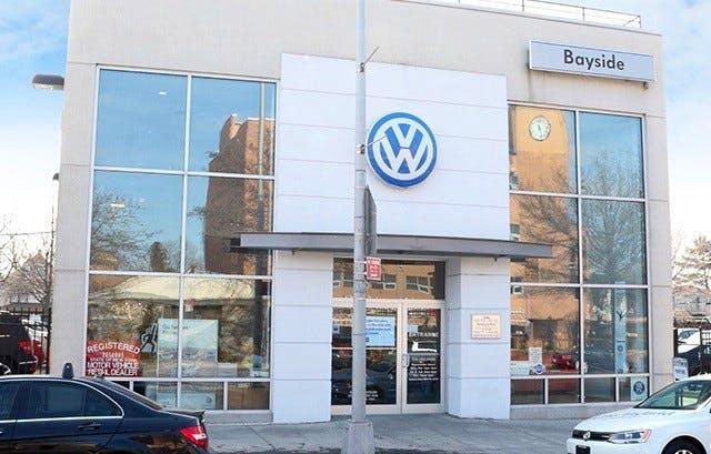 Bayside Volkswagen, Bayside, NY, 11361