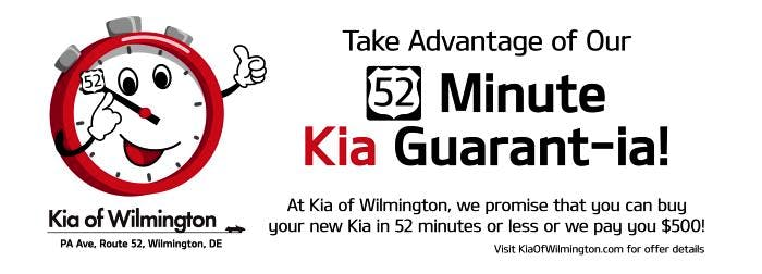 Kia of Wilmington, Wilmington, DE, 19806