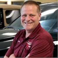 Jon Moiser at Cunningham Chrysler Dodge Jeep of Edinboro - Service Center
