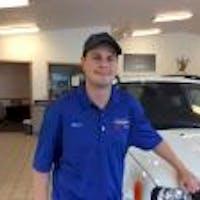 Ryan Cunningham  at Cunningham Chrysler Dodge Jeep of Edinboro