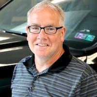 John Shade at Cunningham Chrysler Dodge Jeep of Edinboro - Service Center