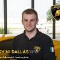 Andrew Smith at Lamborghini Dallas
