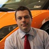 Scot Whitworth at Lamborghini Dallas