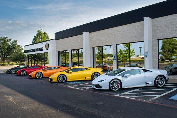 Lamborghini Dallas, Richardson, TX, 75080